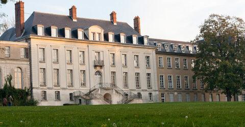 Le château de Morsang-sur-Orge