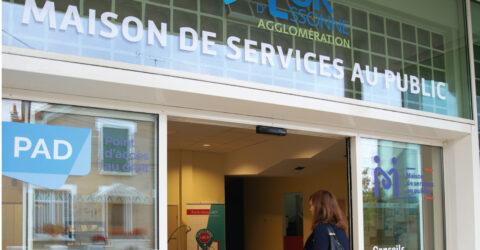 La Maison de services au public - France Services