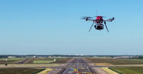 Le Cluster Drone Paris Région