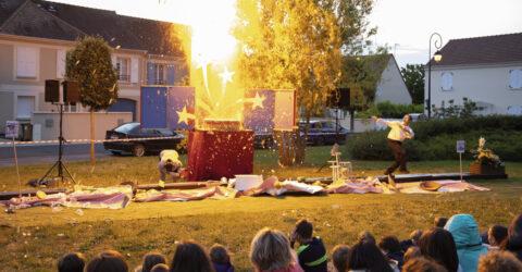 Le Festival de jour de nuit