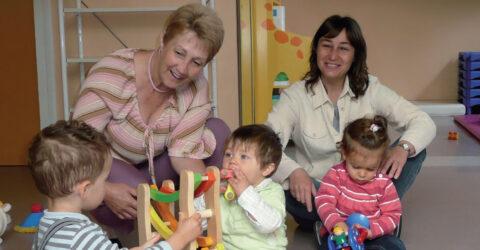 Le Relais Assistantes Maternelles communautaire