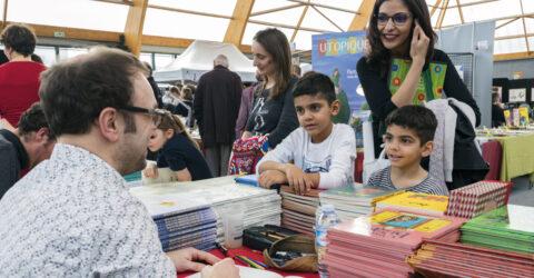 Le Salon du livre de jeunesse