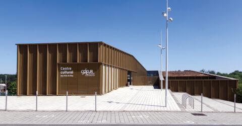 Le centre culturel des prés du Roy