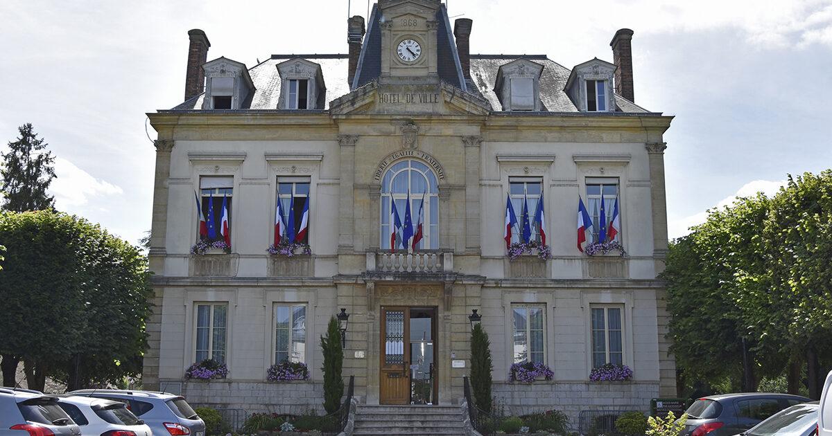 Mairie d'Arpajon