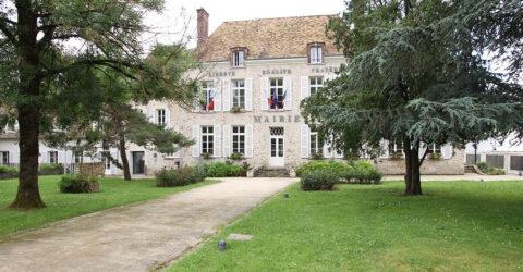 Mairie de Breuillet