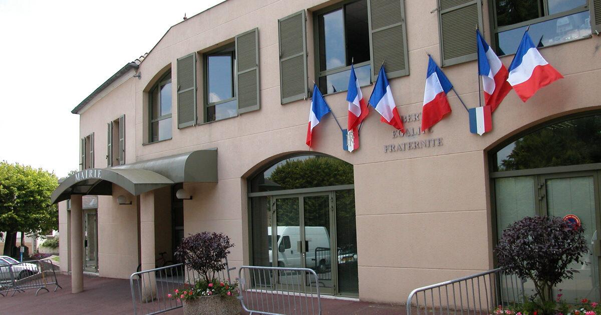 Mairie de Fleury-Mérogis