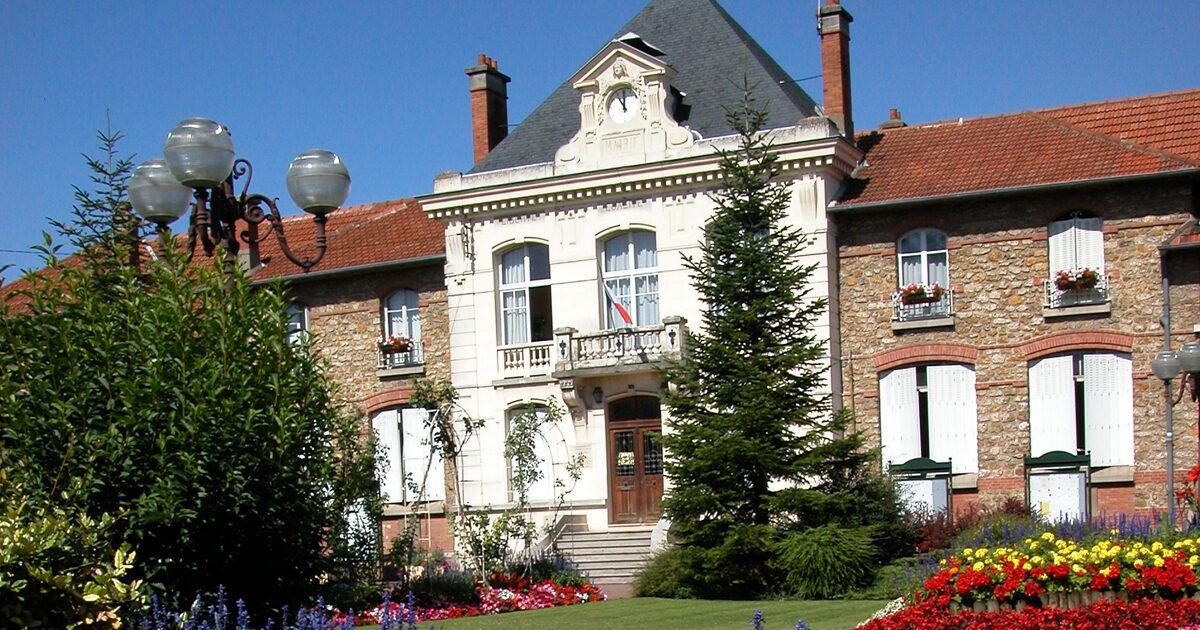 Mairie de Morsang-sur-Orge
