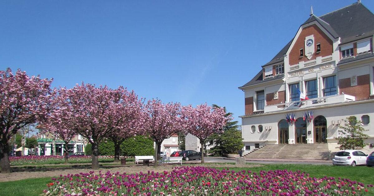 Mairie de Sainte-Geneviève-des-Bois