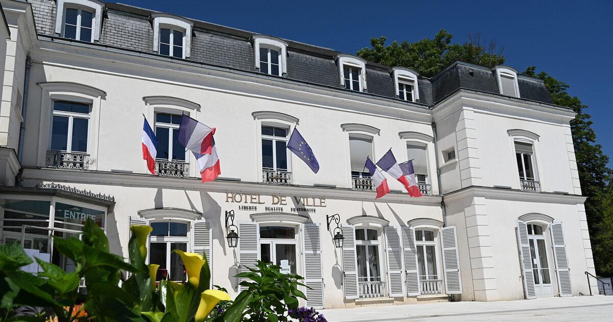 Mairie de Saint-Michel-sur-Orge