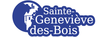 Logo Sainte-Geneviève-des-Bois