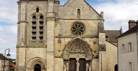 La basilique de Longpont-sur-Orge