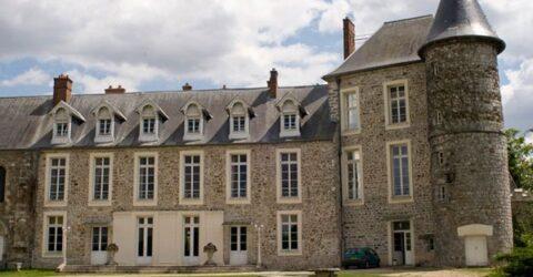 Le château de Bruyères-le-Châtel