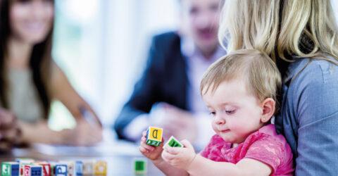 Rencontre parents-assistance-maternelle